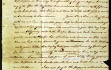 Clark letter to Charbonneau
