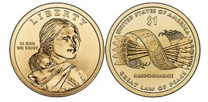 Sacagawea Dollar Coin Designs Sacagawea